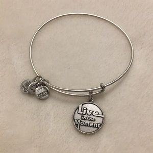 Live in the moment alex and ani